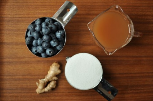 blueberry-ginger-shrub